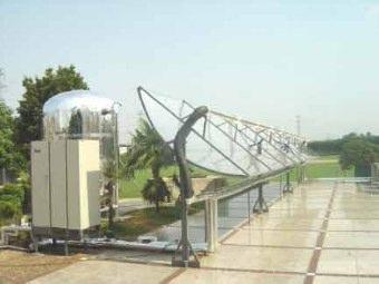 Acqua calda gratis con i pannelli solari
