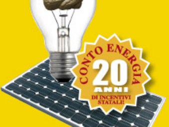 Convenienza dei Pannelli solari fotovoltaici