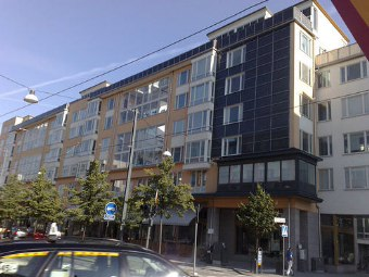 Pannelli solari condominio