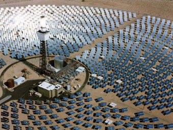 Progetto Archimede e pannelli solari