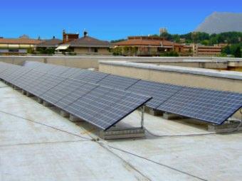 Video esempio di pannelli solari