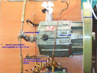 Video motore solare pannello fotovoltaico